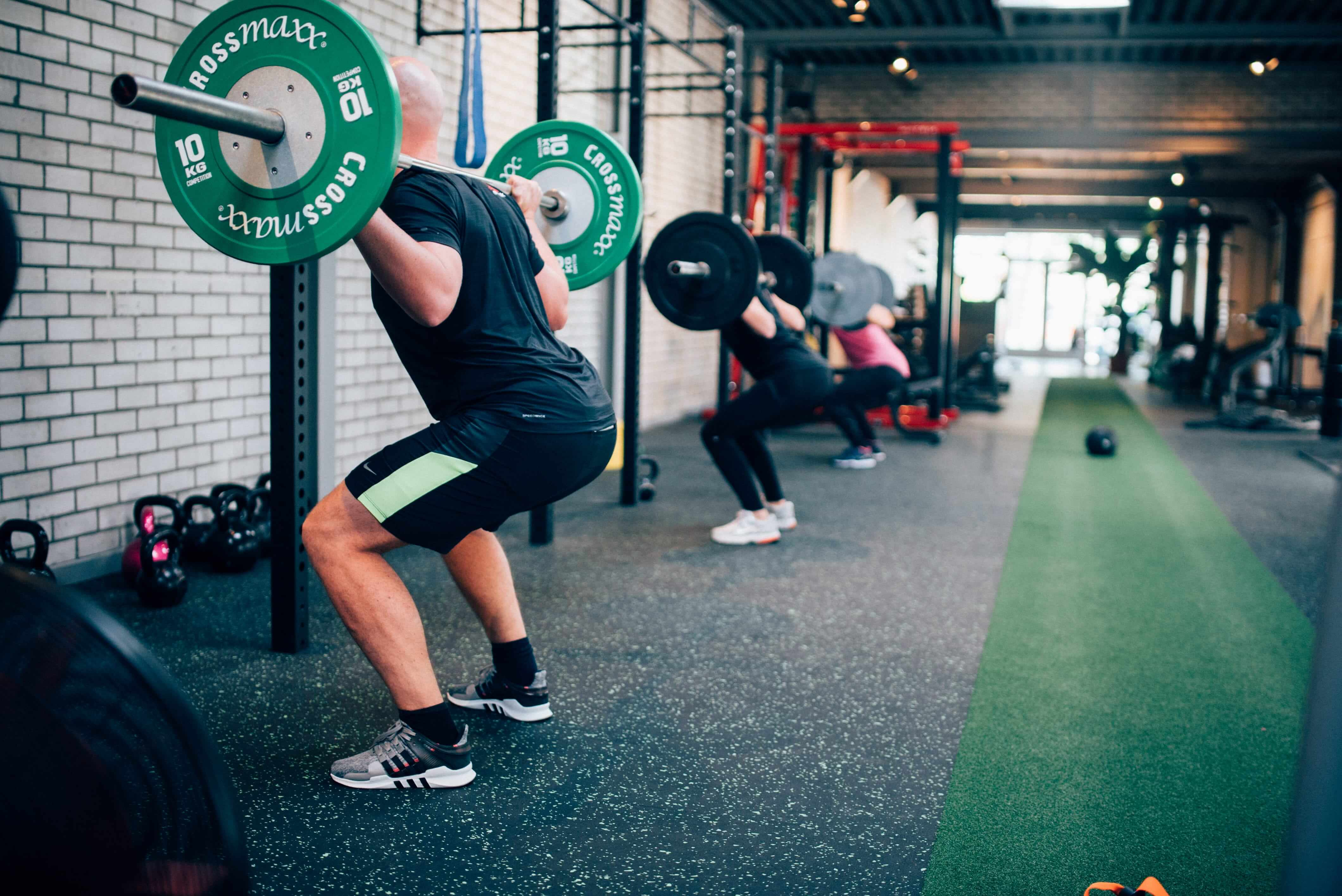 BMI Heemstede Workout