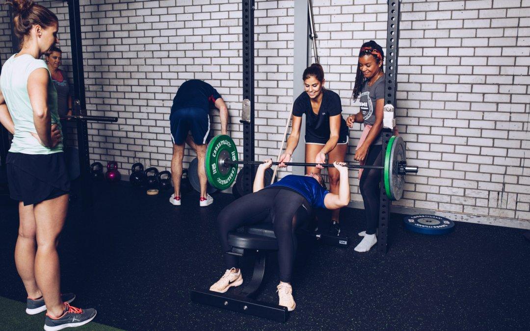 Hoe behaal je resultaten in de gym?